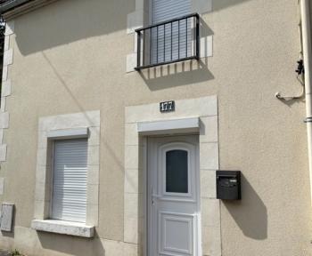 Location Maison 3 pièces Cosne-Cours-sur-Loire (58200)