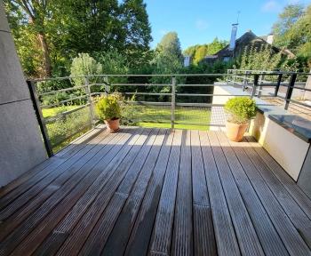 Location Appartement avec terrasse 4 pièces Marcq-en-Baroeul (59700) - MARCQ EN BAROEUL AVENUE GUYNEMER